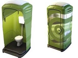 Toaleta monolit Genova