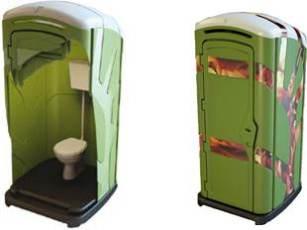 Toaleta demontabila Lisabona