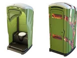 Toaleta demontabila Paris